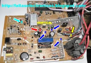 como reparar tv hitech