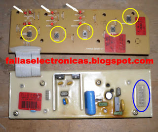 como reparar lavadora electrolux