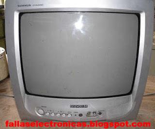 televisor daewoo