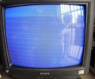 acondicionar cinescopio de tv sony
