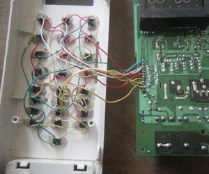 el boton de inicio de mi microondas no funciona