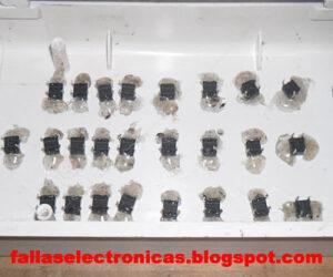 como reparar panel de microondas
