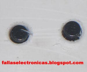 teclas para horno microondas