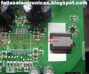 como soldar circuito integrado ht 1000-4