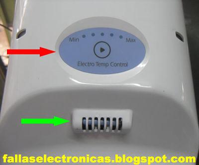 Refrigerador no frost lg no enfr a abajo solucionado - Temperatura freezer casa ...