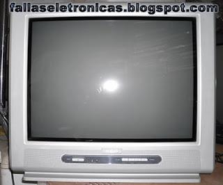 tv philipssin Entrada de Video AV