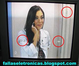 modo de servicio tv philips