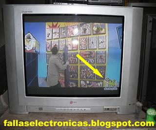 TV LG no ajusta ancho de imagen