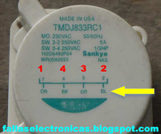 como conectar un timer de nevera