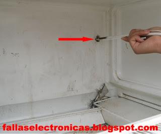 como instalar una nevera de refrigerador.