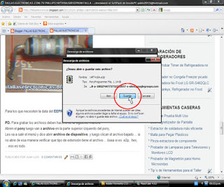 Grabacion de memorias EEPROM 24c08wp
