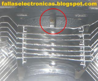 como reparar un microondas que no calienta