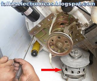 lavadora electrolux suena al centrifugar