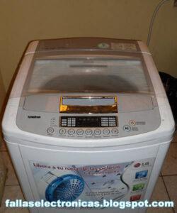 problemas de lavado