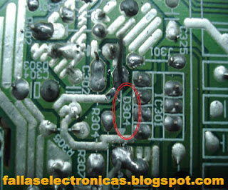 tutorial de reparacion de tv philips