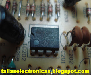memoria eeprom tv philips