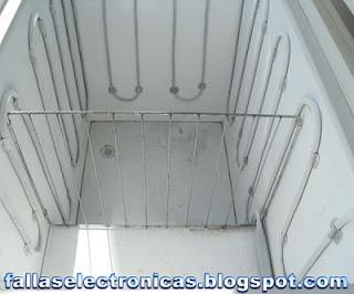 cuantos metros de tubo lleva un congelador