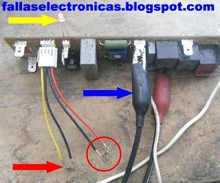 reparacion de tarjetas electronicas para refrigeradores