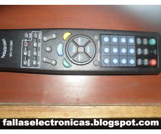 codigos de mando de tv
