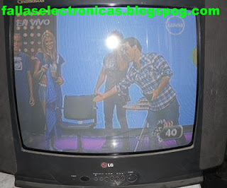 Reparacion Fuente De Poder Tv Lg