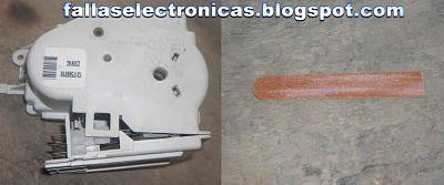 como reparar reloj de lavadora general electric