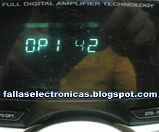 Reparar salida de audio de equipo lg