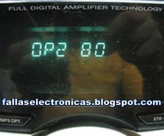reparacion de audio de equipo lg