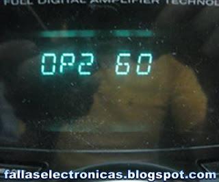 como reparar la salida de audio de un estereo lg