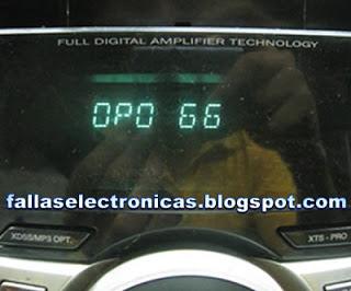 reset de equipo de sonido lg sin sonido
