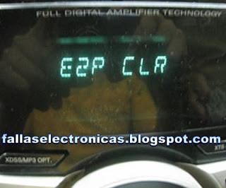 modular de sonido lg no tiene audio