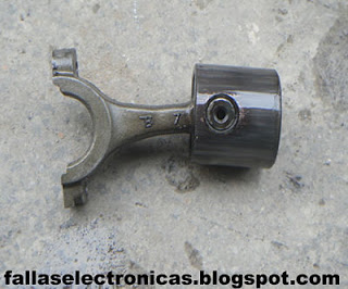 piston del motor de nevera