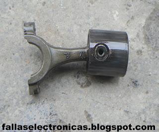 piston del motor de nevera