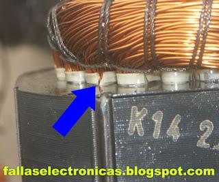 como saber si la bobina de un compresor esta recalentado