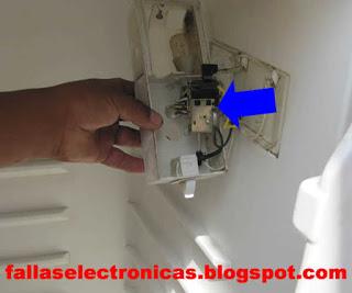 Termostato para heladera electrolux
