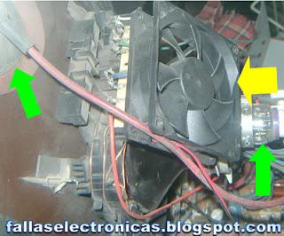 tv LG 21FU1RL PROBLEMAS EN EL VERTICAL