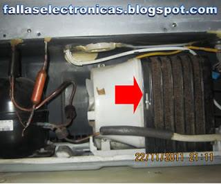 condensador frigorifico bosch