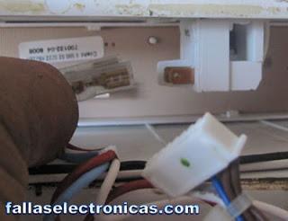 circuito electronico nevera bosch