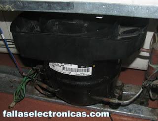 compresor de nevera bosch ksu 44