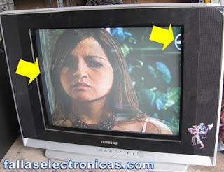 como solucionar imagen ancha en tv samsung