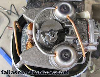 ¿es posible abrir un compresor hermetico para repararlo?