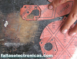 Reparar compresor de nevera tecumseh