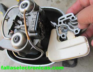 valvulas de compresor de nevera