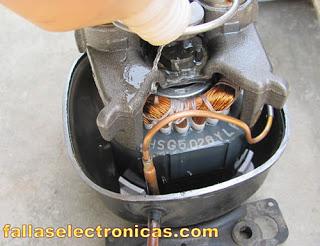 motor tecumseh de refrigerador no arranca