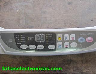 Cómo reparar tarjeta electronica lavadora Electrolux