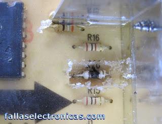 fallas de lavadoras electrolux