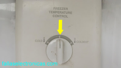 mi refrigerador hace escarcha
