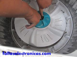 como desarmar una lavadora samsung