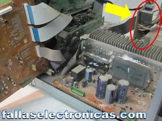 como reparar error f61 panasonic