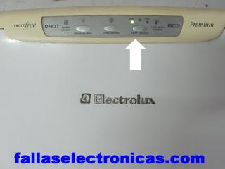 como reparar una nevera electrolux