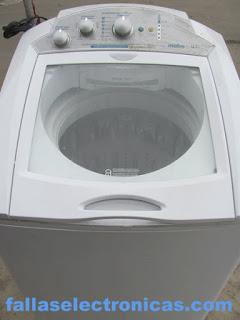 Desarme y mantenimiento lavadora mabe